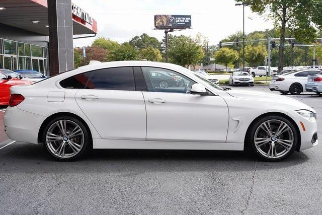 Used 2017 BMW 4 Series 430i Gran Coupe for sale Sold at Gravity Autos Roswell in Roswell GA 30076 8