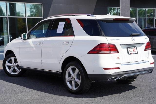 Used 2017 Mercedes-Benz GLE GLE 350 for sale $37,496 at Gravity Autos Roswell in Roswell GA 30076 11