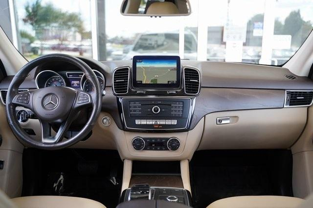 Used 2017 Mercedes-Benz GLE GLE 350 for sale $37,496 at Gravity Autos Roswell in Roswell GA 30076 15