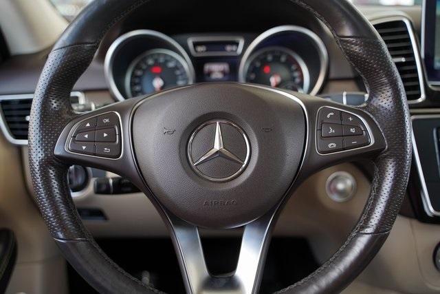 Used 2017 Mercedes-Benz GLE GLE 350 for sale $37,496 at Gravity Autos Roswell in Roswell GA 30076 16