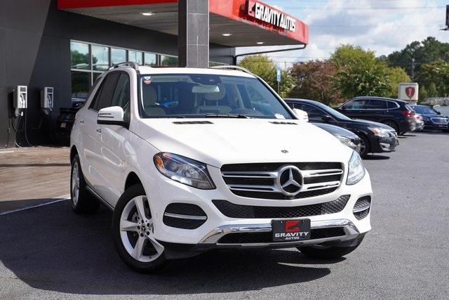 Used 2017 Mercedes-Benz GLE GLE 350 for sale $37,496 at Gravity Autos Roswell in Roswell GA 30076 2