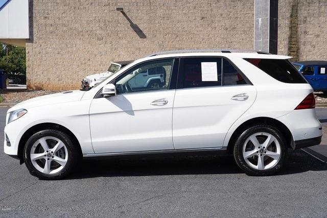 Used 2017 Mercedes-Benz GLE GLE 350 for sale $37,496 at Gravity Autos Roswell in Roswell GA 30076 4
