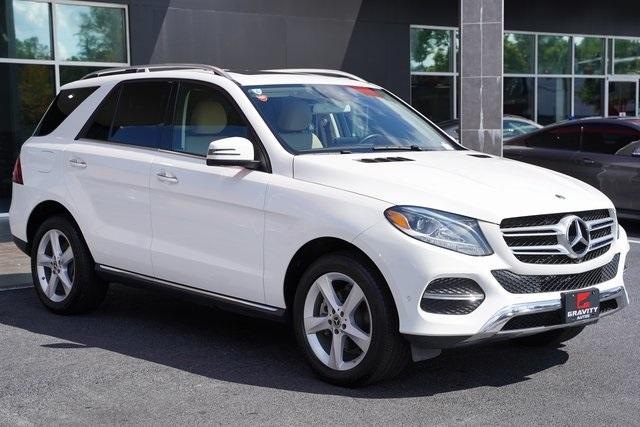 Used 2017 Mercedes-Benz GLE GLE 350 for sale $37,496 at Gravity Autos Roswell in Roswell GA 30076 7