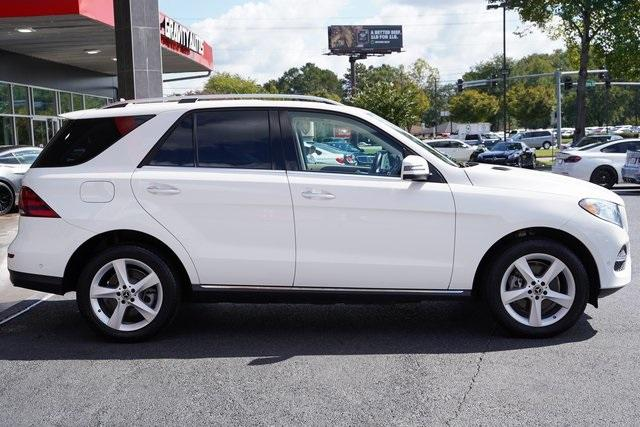 Used 2017 Mercedes-Benz GLE GLE 350 for sale $37,496 at Gravity Autos Roswell in Roswell GA 30076 8