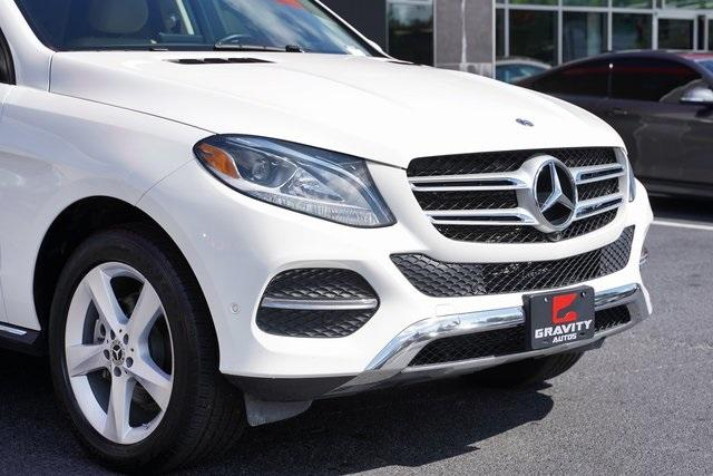 Used 2017 Mercedes-Benz GLE GLE 350 for sale $37,496 at Gravity Autos Roswell in Roswell GA 30076 9