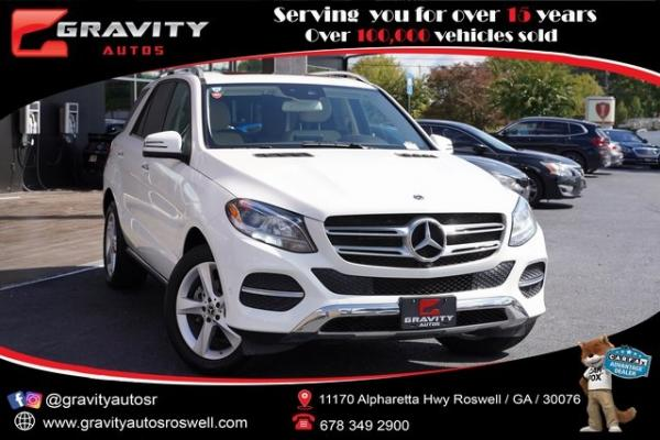 Used 2017 Mercedes-Benz GLE GLE 350 for sale $37,496 at Gravity Autos Roswell in Roswell GA