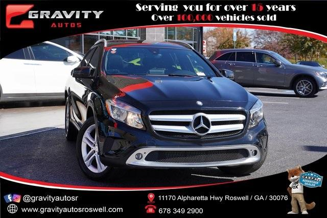Used 2017 Mercedes-Benz GLA GLA 250 for sale $28,992 at Gravity Autos Roswell in Roswell GA 30076 1