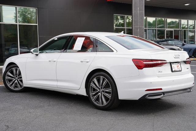 Used 2020 Audi A6 2.0T Premium for sale $47,996 at Gravity Autos Roswell in Roswell GA 30076 11