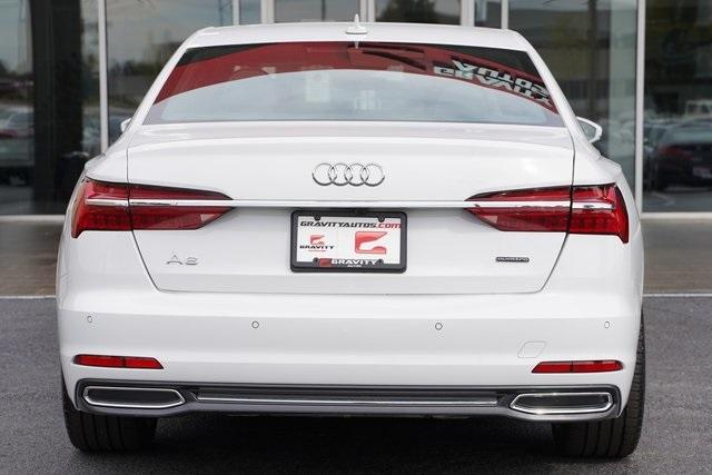 Used 2020 Audi A6 2.0T Premium for sale $47,996 at Gravity Autos Roswell in Roswell GA 30076 12