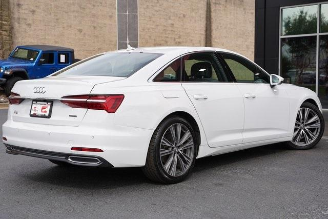 Used 2020 Audi A6 2.0T Premium for sale $47,996 at Gravity Autos Roswell in Roswell GA 30076 13