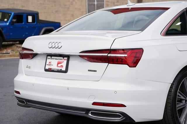 Used 2020 Audi A6 2.0T Premium for sale $47,996 at Gravity Autos Roswell in Roswell GA 30076 14