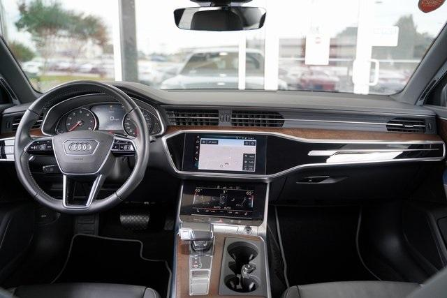 Used 2020 Audi A6 2.0T Premium for sale $47,996 at Gravity Autos Roswell in Roswell GA 30076 15