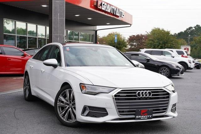 Used 2020 Audi A6 2.0T Premium for sale $47,996 at Gravity Autos Roswell in Roswell GA 30076 2