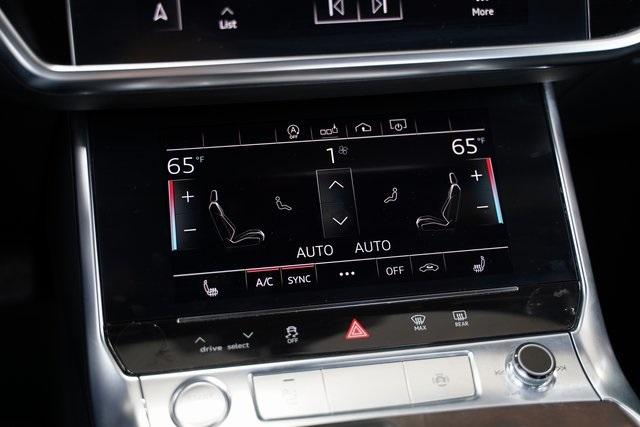 Used 2020 Audi A6 2.0T Premium for sale $47,996 at Gravity Autos Roswell in Roswell GA 30076 24