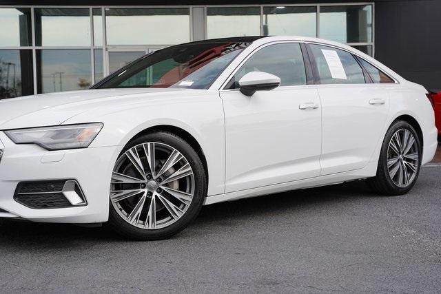 Used 2020 Audi A6 2.0T Premium for sale $47,996 at Gravity Autos Roswell in Roswell GA 30076 3