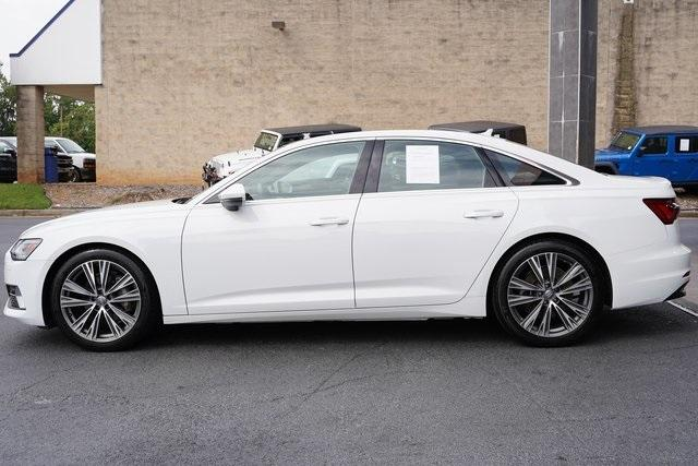 Used 2020 Audi A6 2.0T Premium for sale $47,996 at Gravity Autos Roswell in Roswell GA 30076 4