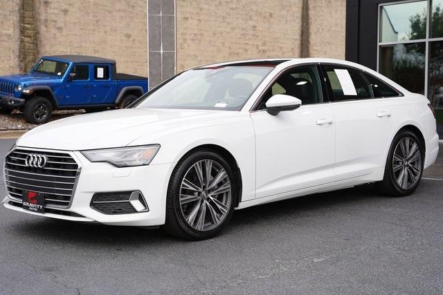 Used 2020 Audi A6 2.0T Premium for sale $47,996 at Gravity Autos Roswell in Roswell GA 30076 5