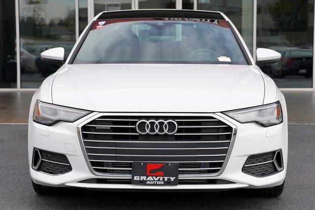 Used 2020 Audi A6 2.0T Premium for sale $47,996 at Gravity Autos Roswell in Roswell GA 30076 6