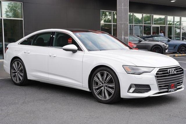 Used 2020 Audi A6 2.0T Premium for sale $47,996 at Gravity Autos Roswell in Roswell GA 30076 7