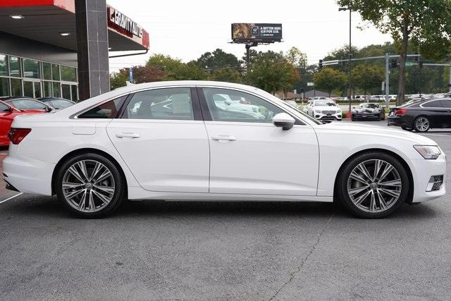 Used 2020 Audi A6 2.0T Premium for sale $47,996 at Gravity Autos Roswell in Roswell GA 30076 8