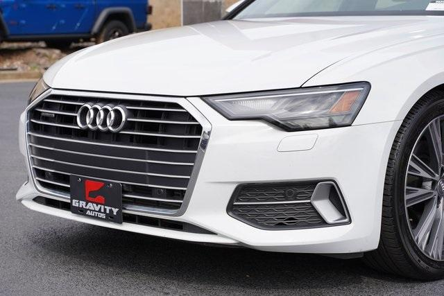 Used 2020 Audi A6 2.0T Premium for sale $47,996 at Gravity Autos Roswell in Roswell GA 30076 9