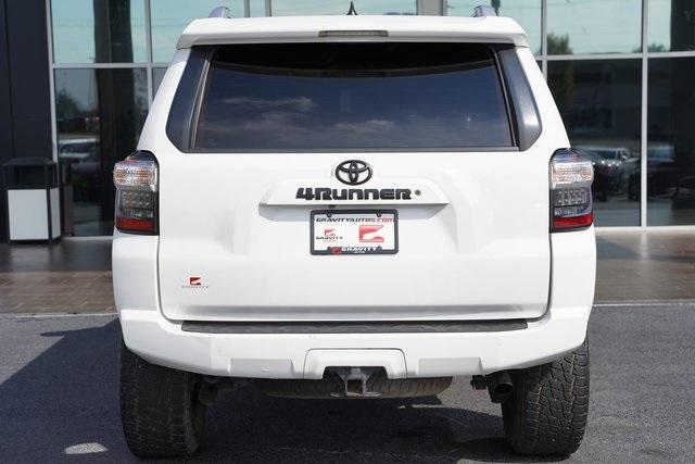Used 2016 Toyota 4Runner SR5 for sale $32,992 at Gravity Autos Roswell in Roswell GA 30076 12