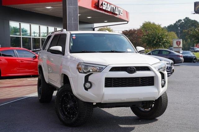 Used 2016 Toyota 4Runner SR5 for sale $32,992 at Gravity Autos Roswell in Roswell GA 30076 2