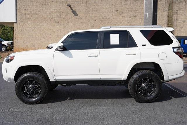 Used 2016 Toyota 4Runner SR5 for sale $32,992 at Gravity Autos Roswell in Roswell GA 30076 4