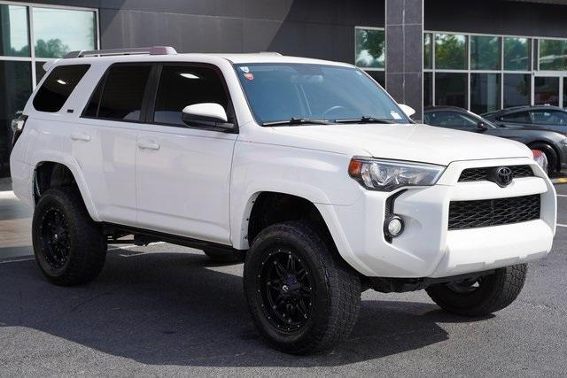 Used 2016 Toyota 4Runner SR5 for sale $32,992 at Gravity Autos Roswell in Roswell GA 30076 7