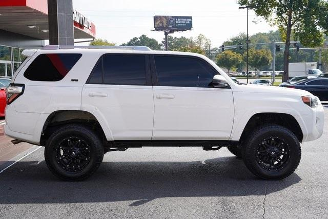 Used 2016 Toyota 4Runner SR5 for sale $32,992 at Gravity Autos Roswell in Roswell GA 30076 8