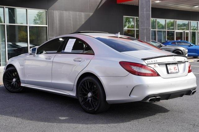 Used 2016 Mercedes-Benz CLS CLS 63 S AMG for sale $60,996 at Gravity Autos Roswell in Roswell GA 30076 12