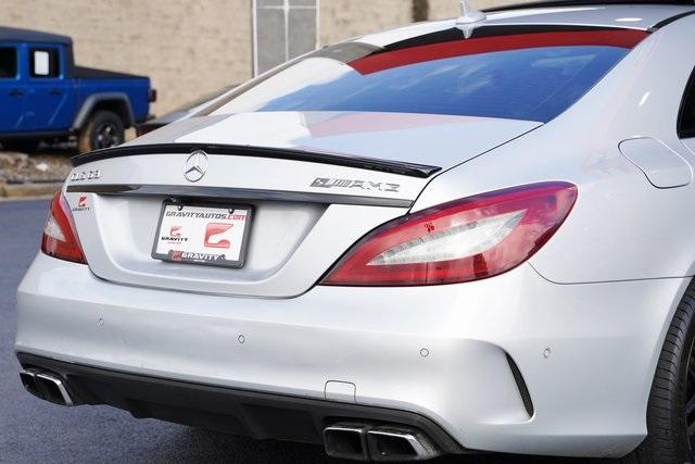 Used 2016 Mercedes-Benz CLS CLS 63 S AMG for sale $60,996 at Gravity Autos Roswell in Roswell GA 30076 15