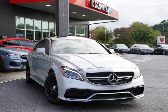 Used 2016 Mercedes-Benz CLS CLS 63 S AMG for sale $60,996 at Gravity Autos Roswell in Roswell GA 30076 2