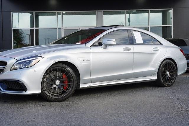 Used 2016 Mercedes-Benz CLS CLS 63 S AMG for sale $60,996 at Gravity Autos Roswell in Roswell GA 30076 3