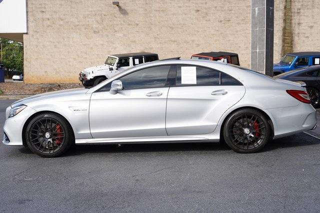 Used 2016 Mercedes-Benz CLS CLS 63 S AMG for sale $60,996 at Gravity Autos Roswell in Roswell GA 30076 4