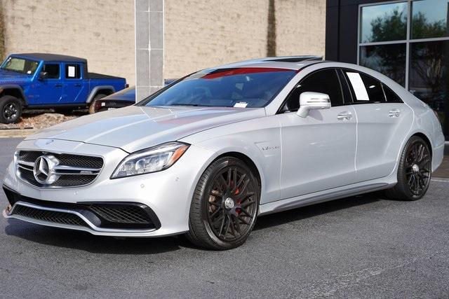 Used 2016 Mercedes-Benz CLS CLS 63 S AMG for sale $60,996 at Gravity Autos Roswell in Roswell GA 30076 5