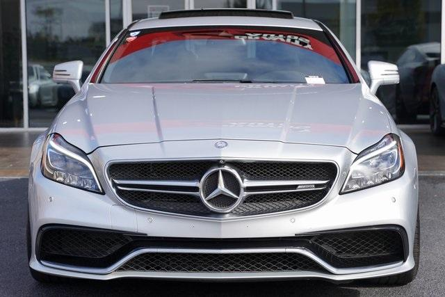Used 2016 Mercedes-Benz CLS CLS 63 S AMG for sale $60,996 at Gravity Autos Roswell in Roswell GA 30076 6