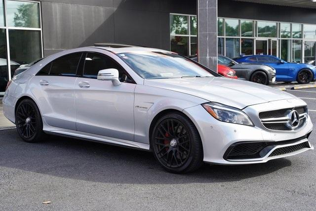 Used 2016 Mercedes-Benz CLS CLS 63 S AMG for sale $60,996 at Gravity Autos Roswell in Roswell GA 30076 7