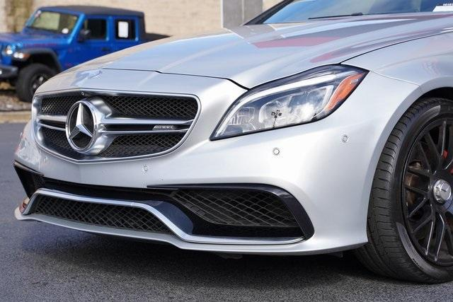 Used 2016 Mercedes-Benz CLS CLS 63 S AMG for sale $60,996 at Gravity Autos Roswell in Roswell GA 30076 9