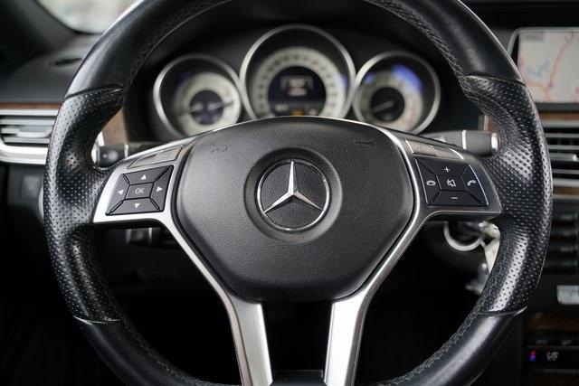 Used 2014 Mercedes-Benz E-Class E 350 for sale $25,992 at Gravity Autos Roswell in Roswell GA 30076 16
