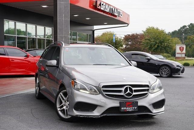 Used 2014 Mercedes-Benz E-Class E 350 for sale $25,992 at Gravity Autos Roswell in Roswell GA 30076 2