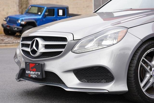 Used 2014 Mercedes-Benz E-Class E 350 for sale $25,992 at Gravity Autos Roswell in Roswell GA 30076 9