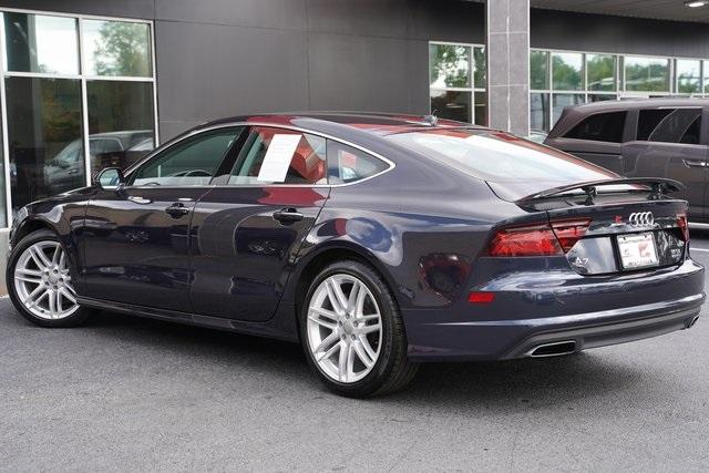 Used 2017 Audi A7 3.0T Premium Plus for sale $44,992 at Gravity Autos Roswell in Roswell GA 30076 11