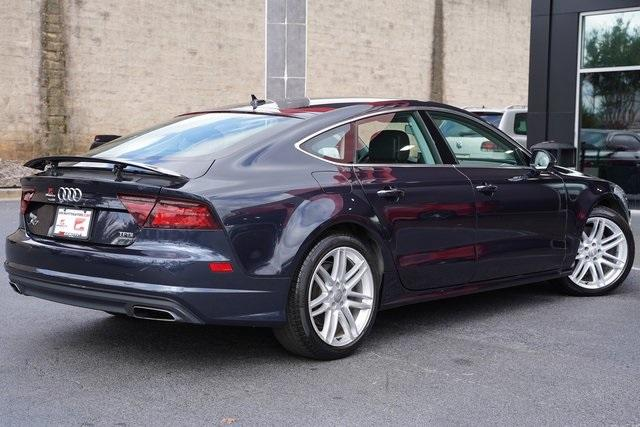 Used 2017 Audi A7 3.0T Premium Plus for sale $44,992 at Gravity Autos Roswell in Roswell GA 30076 13
