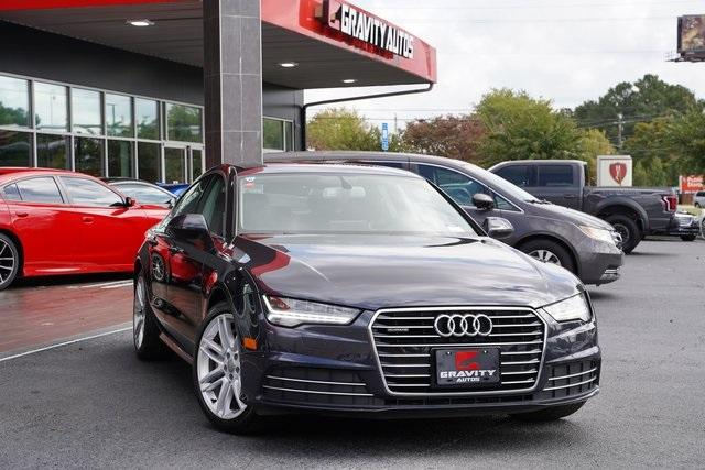 Used 2017 Audi A7 3.0T Premium Plus for sale $44,992 at Gravity Autos Roswell in Roswell GA 30076 2