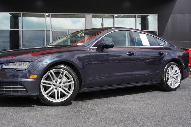 Used 2017 Audi A7 3.0T Premium Plus for sale $44,992 at Gravity Autos Roswell in Roswell GA 30076 3