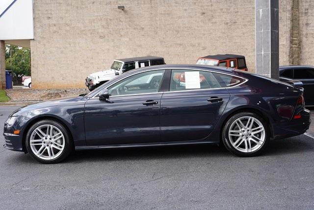 Used 2017 Audi A7 3.0T Premium Plus for sale $44,992 at Gravity Autos Roswell in Roswell GA 30076 4
