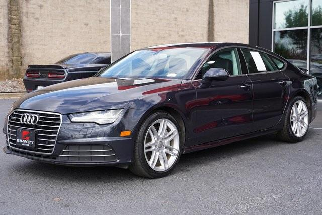 Used 2017 Audi A7 3.0T Premium Plus for sale $44,992 at Gravity Autos Roswell in Roswell GA 30076 5