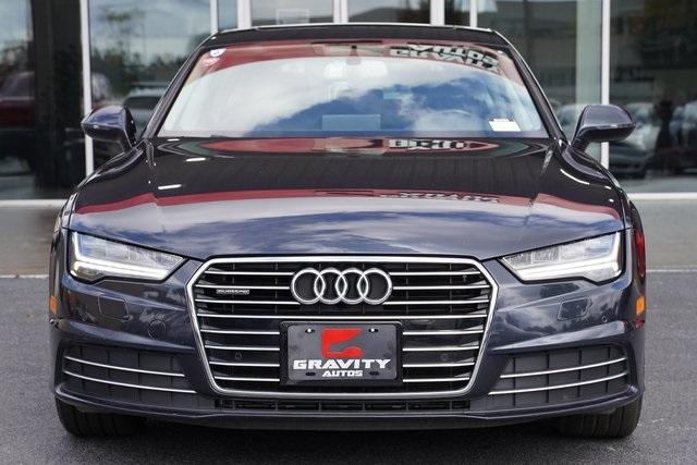 Used 2017 Audi A7 3.0T Premium Plus for sale $44,992 at Gravity Autos Roswell in Roswell GA 30076 6