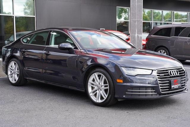 Used 2017 Audi A7 3.0T Premium Plus for sale $44,992 at Gravity Autos Roswell in Roswell GA 30076 7